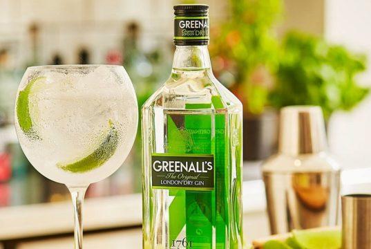Ginebra Greenall's