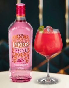 Larios Rose