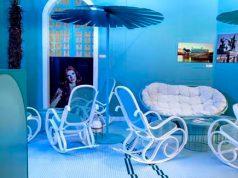 """THE WESTIN PALACE, MADRID PRESENTA """"BLUE BAR PALACE MDRD"""", UNA TERRAZA DE VERANO DIFERENTE DISEÑADA POR LA INTERIORISTA ROSA URBANO"""