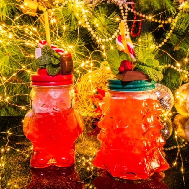 """Flamingo """"Feliz Navidad"""""""