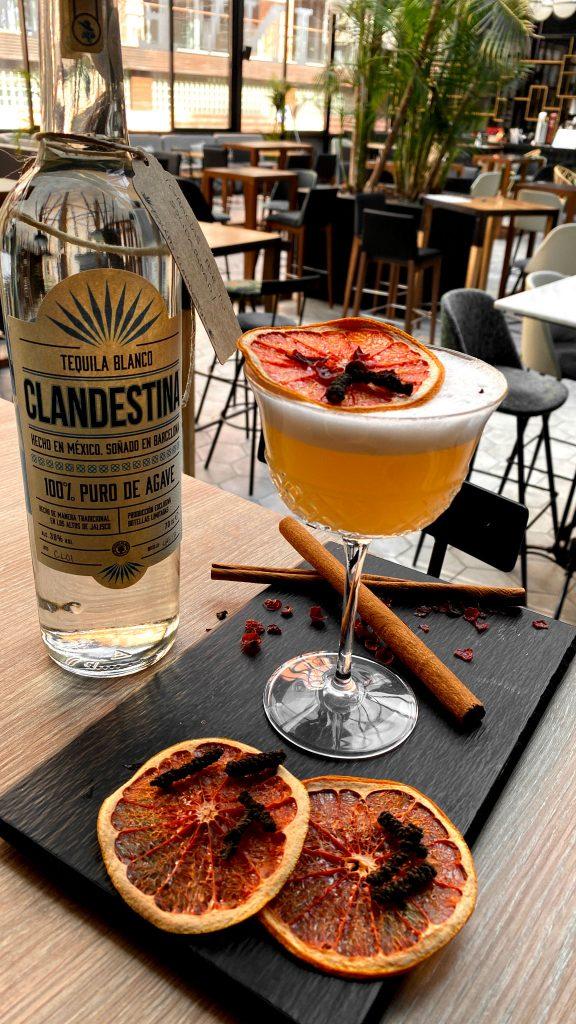 Tequila Clandestina