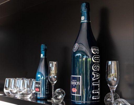 Champagne Carbon. Qantima Group