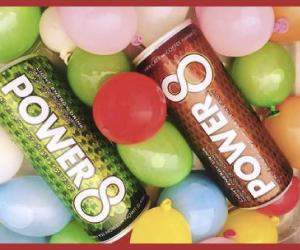 Power 8 bebida energetica